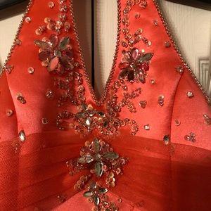 Tiffany Designer Formal Dress